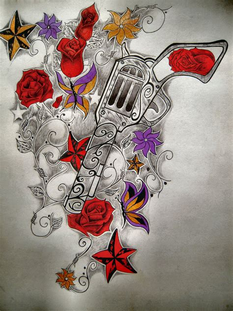 guns n roses tattoo ideas guns n roses by at destinyz will on deviantart