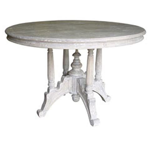 round dining table with bench cottage style raffles round dining table