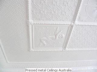 Pressed Steel Ceilings by Gallery Pressed Metal Ceilings Supplied Installed