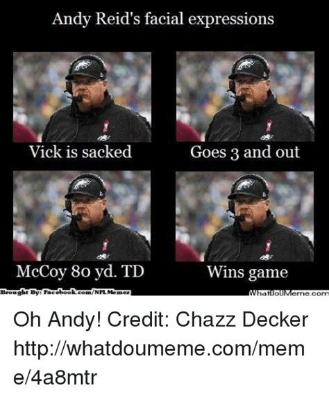 Andy Reid Meme - 25 best memes about mccoy mccoy memes