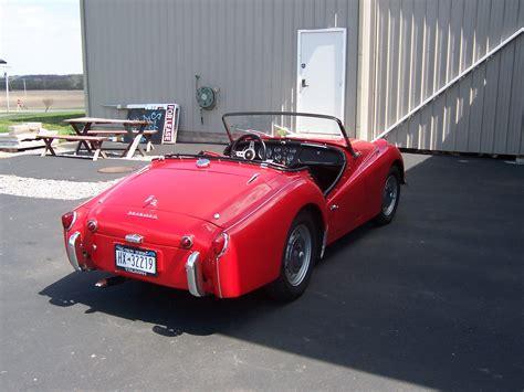 1957 Triumph TR3   Pictures   CarGurus