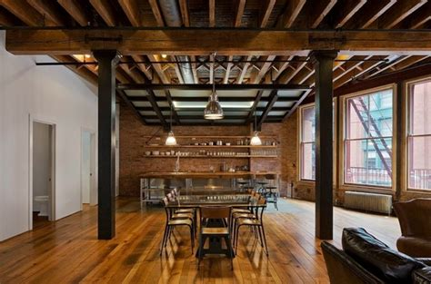 Urban Barn Tribeca Techos De Madera Cincuenta Ideas Modernas