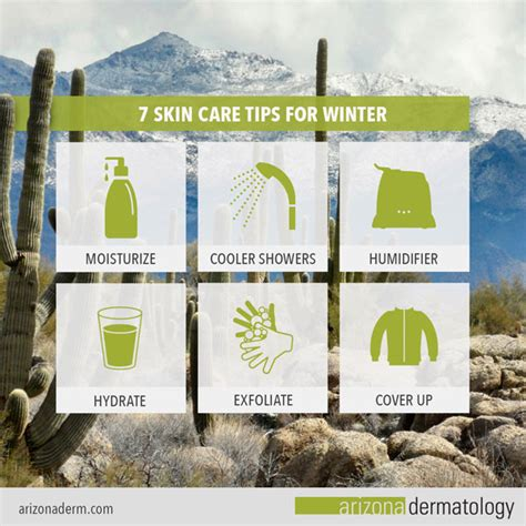 7 Ways To Care For Skin In Winter by 6 Skin Care Tips For A Winter In Gilbert Arizona