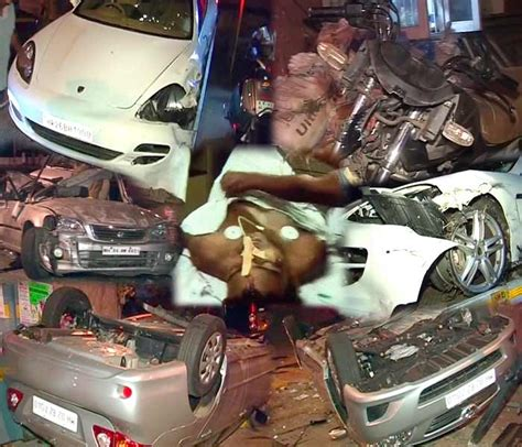 mumbai car crash two car crashes on mumbai roads one dead photo gallery