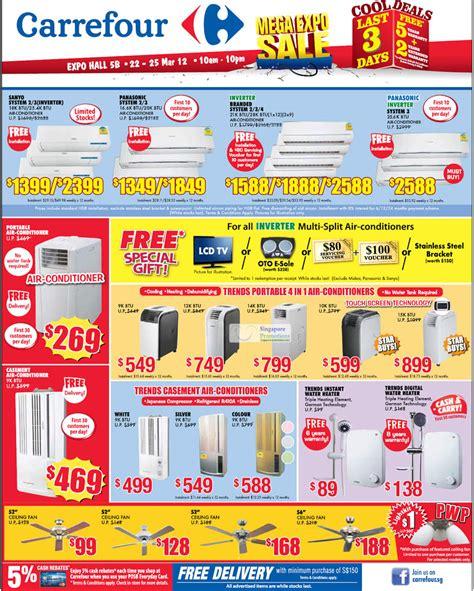 Ac Portable Carrefour 23 mar inverter air conditioners casement portable