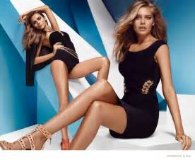 Eugene Set Maxi By Y2 Collection guess by marciano gets glam for 2015 ads