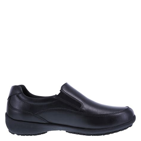 safetstep slip resistant s slip on shoe payless