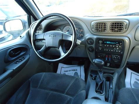 how make cars 2003 chevrolet trailblazer interior lighting 2003 chevrolet trailblazer ext ls for sale in cincinnati oh stock 10869