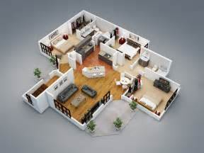 house design plans 3d 3 bedrooms 3 bedroom house plans 3d design house design ideas
