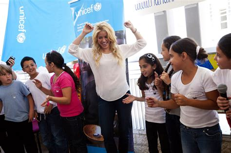 Shakira Jumbo shakira makes a turn at an israeli conference the