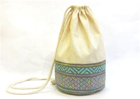 Handmade Drawstring Bags - 17 best images about useful gifts handmade bags on