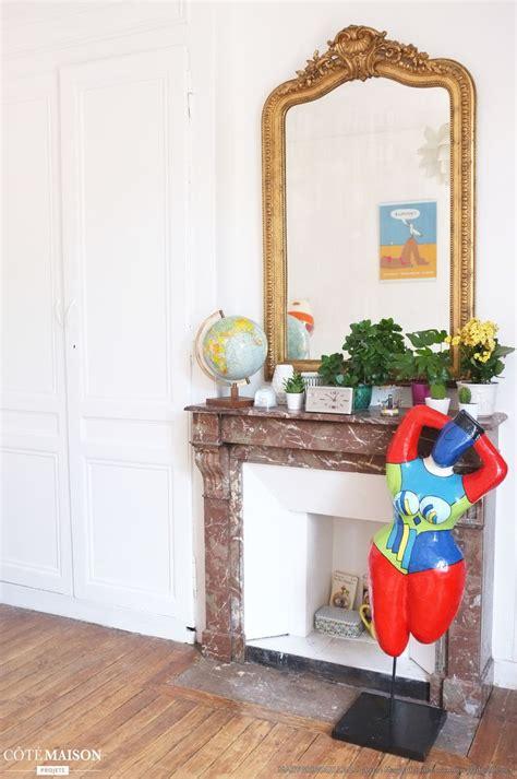 Decoration Cheminee Marbre by Les 25 Meilleures Id 233 Es De La Cat 233 Gorie Chemin 233 Es En