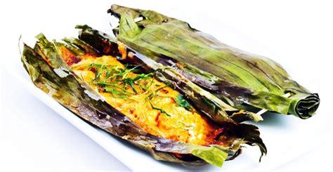 Daun Ketapang Hijau Segar 1 Lembar Utuh resep cara membuat ikan pepes nikmat