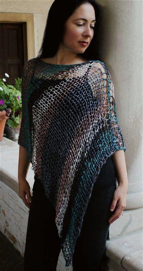 easy knit poncho pattern 25 b 228 sta poncho knitting patterns id 233 erna p 229