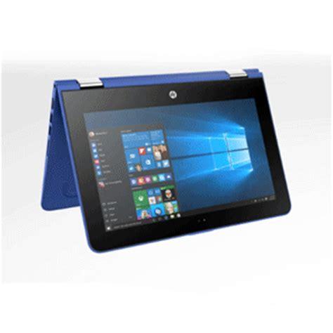 Hp Pavillion X360 Convert 11 Ab035tu N3060 1 6 2 48ghz Ram 4gb 1 hp x360 convert 11 ab001tu aqua blue ab002tu black 11 6 in touch celeron n3060 4gb 500gb