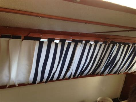 boat curtains wherever premier print curtains schooner chandlery