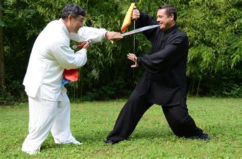 Golok Taichi Wushu Combat taiji quan taichi chuan style chen 224 grenoble