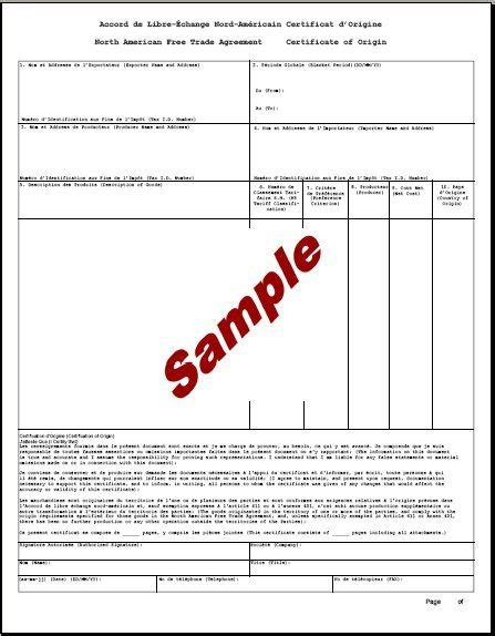 sle certificate templates certificate of origin countries in iophotos