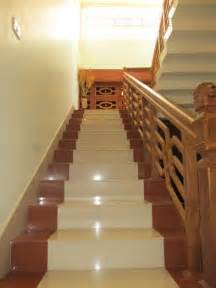 staircase wooden handrail design ideas pictures