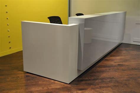 High Reception Desk Arnold Reception Desks Inc Custom Anglo Bank New York