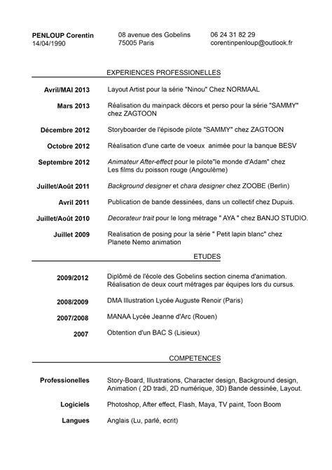 Demo Resume Format by Demo Resume Free Excel Templates