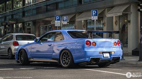 2014 Nissan Skyline Gtr by 2014 Nissan Skyline R34 Gt R Autos Post