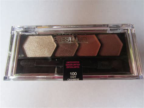 Eyeshadow Quads maybelline eye studio cozy eyeshadow misshollyberries