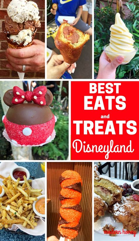 best treats best eats and treats at disneyland modern honey