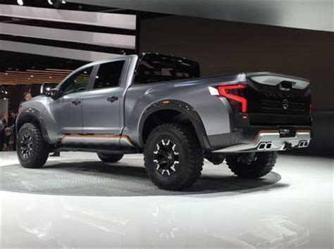 2018 nissan titan warrior release date and specs | 2019