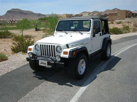 2005 Jeep Wrangler 4 Door Sell Used 2005 Jeep Wrangler Rubicon Sport Utility 2 Door