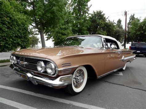 pictures of 1960 chevy impala 1960 chevy impala convertible restoration 348