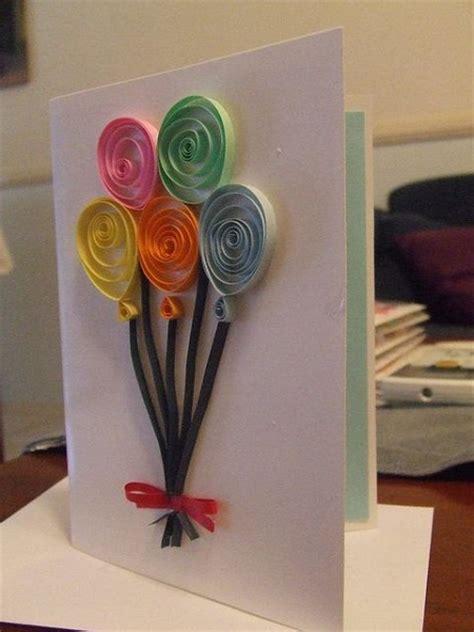 Creative Handmade Day Cards - handmade birthday cards pink lover
