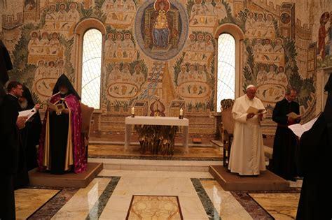St Francis Detox Poughkeepsie Ny by His Holiness Pope Francis And His Holiness Aram I Meet In