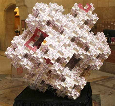 how to make a fractal card usc libraries unveils amazing 3d fractal model made of