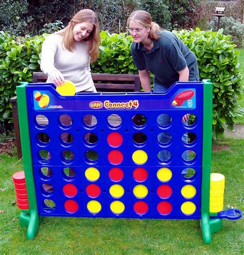 backyard connect four giant connect 4 and spares for giant connect 4