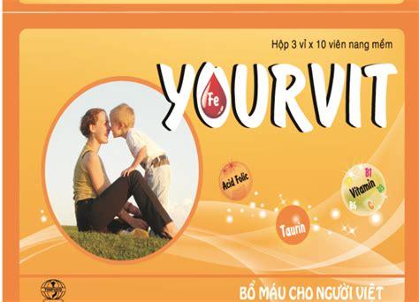 Vitamin Youvit Thucphamchucnang