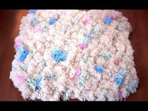 pom pom rugs how to make diy pom pom rug