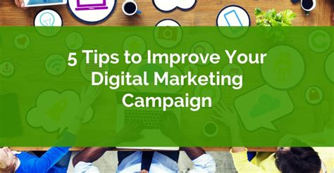 be big online 5 tips to improve your digital marketing