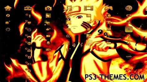 naruto themes for ps3 ps3 themes 187 comics anime 187 page 7