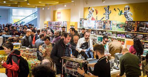 porta di roma apertura lego store 232 ufficiale apertura il 1 novembre al centro