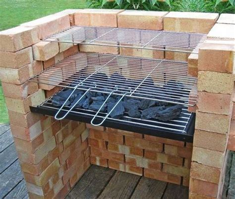 backyard barbecue store best 25 brick grill ideas on brick oven