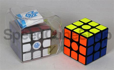 Gan 356 Air S Blackbase Master 3x3 3x3x3 333 Gan356 Gans Rubik Gan 356 Air Master 3x3 Speedcubeshop