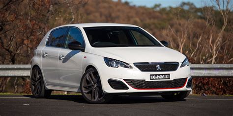 car peugeot 308 2016 peugeot 308 gti 270 review caradvice
