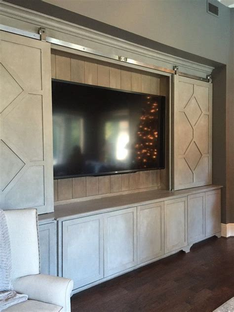 Entertainment Unit With Doors by 25 Best Ideas About Tv Entertainment Centers On Tv Center Entertainment Center