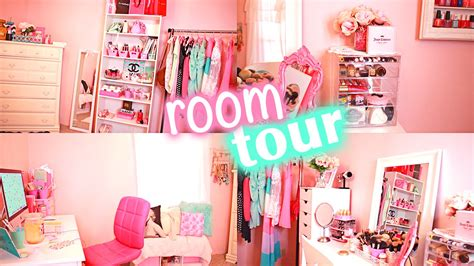 the make room girly room tour my office and beauty room youtube