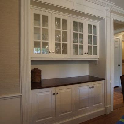 Built In Wall Cabinets Dining Room Built In Hutch Dinning Room Would For A Coffee Bar