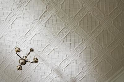How To Remove Wallpaper From Ceiling by How To Remove Wallpaper From A Ceiling Home Guides Sf Gate