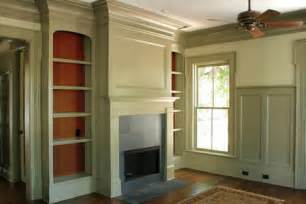 How To Paint Built In Bookshelves Painting Built In Bookcases Diy True Value Projects