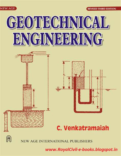 free water engineering books pdf geotechnical engineering by c venkatramaiah free