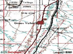 green valley arizona az 85614 85622 profile